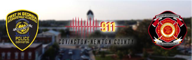 Covington Fire Department logo