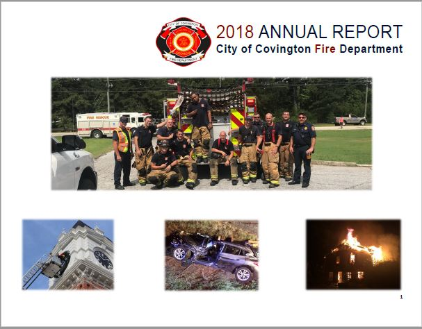 CFD 2018 Annual Report Cover