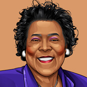 Portrait of Covington City Council Member Hawnethia Williams